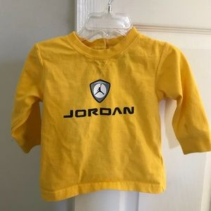 Air Jordan Shirt Sz 12 months